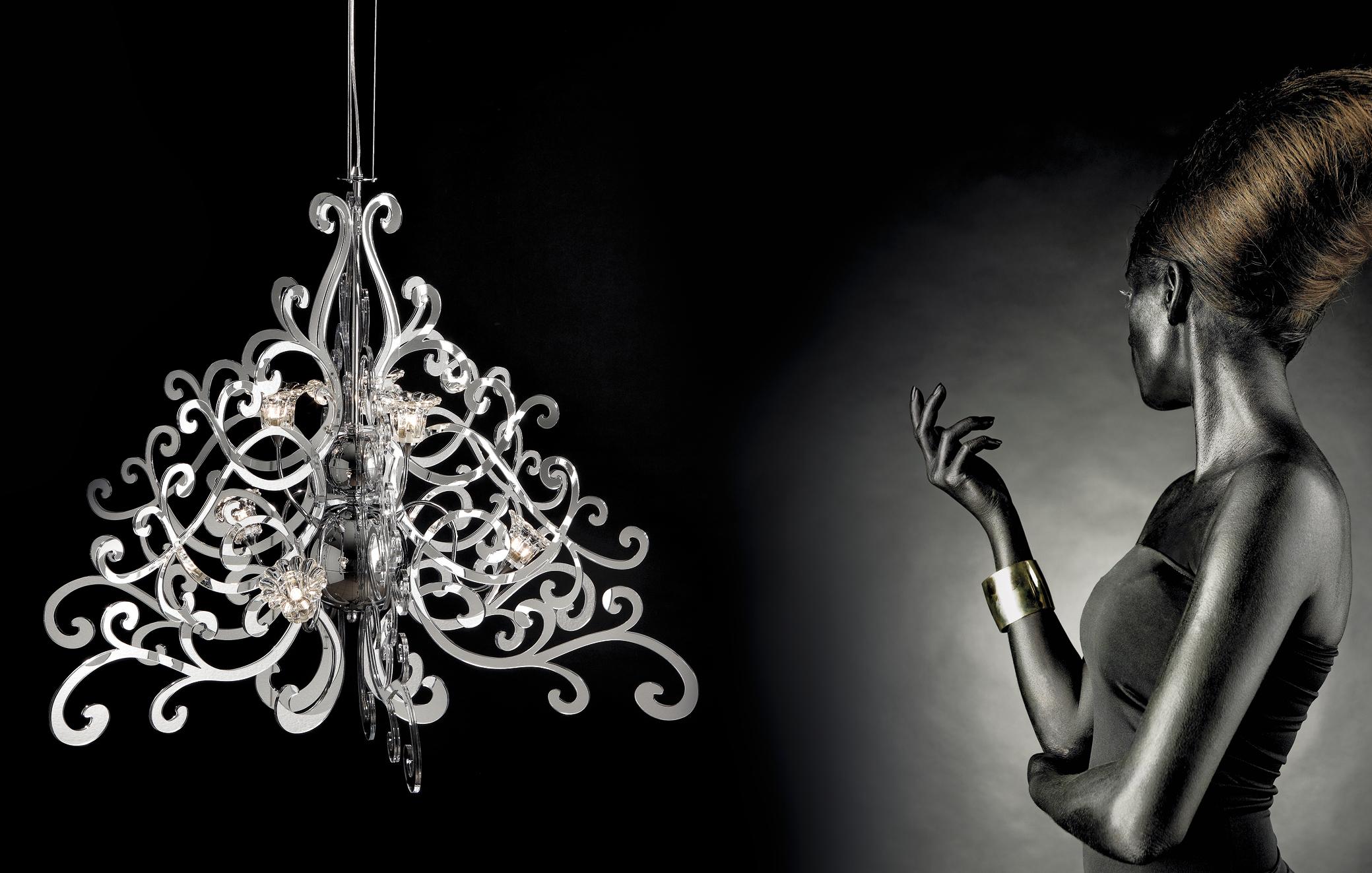 Lampadari Amelie