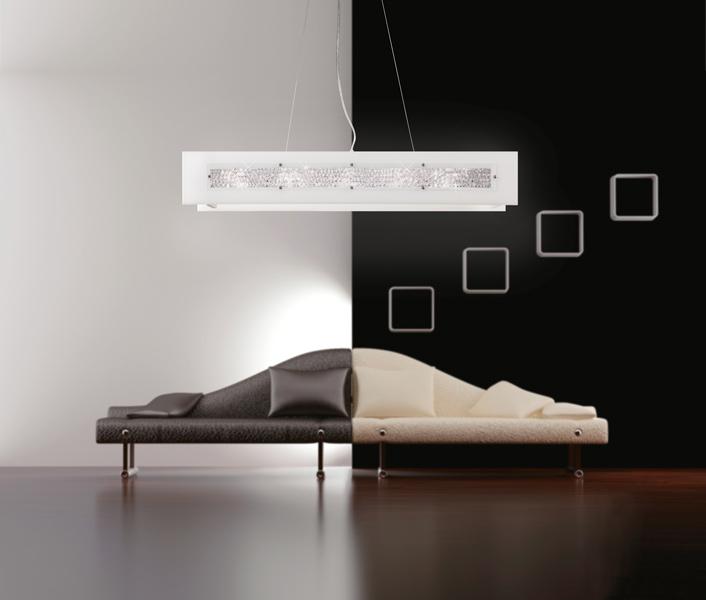 lampadari design moderni : La linea di lampadari Dubai propone lampadari, lampade di design e ...
