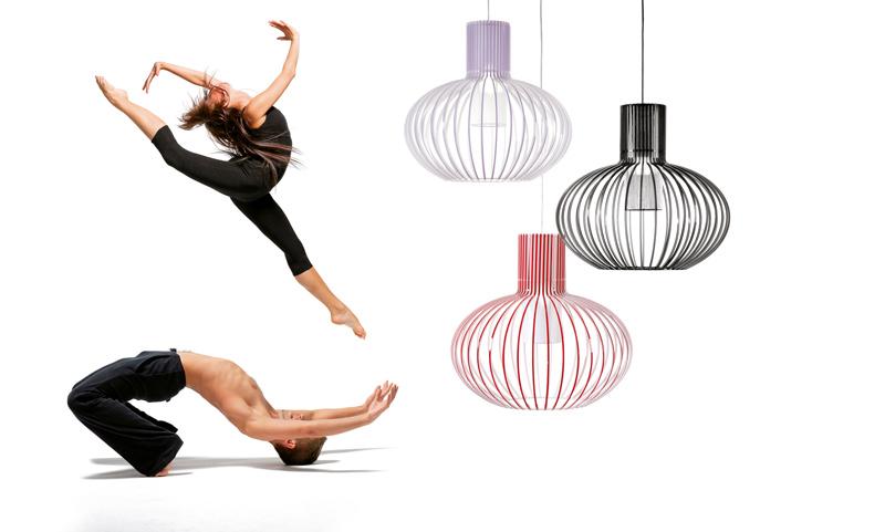 lampadari a sospensione con forma tondeggiante tipo lanterna lampadari ...