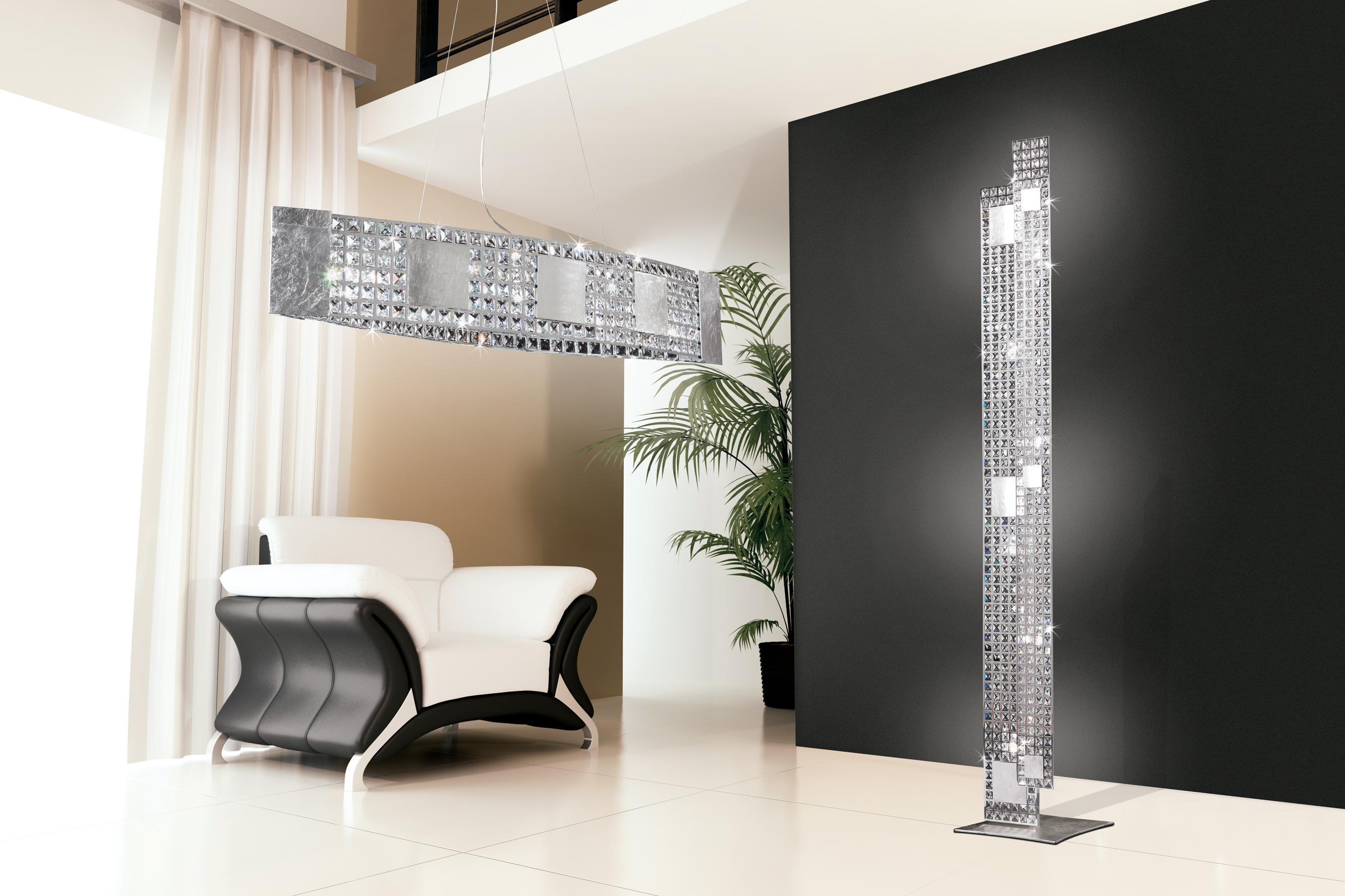 Lampadari A Sospensione Applique Moderne E Lampade Di ...