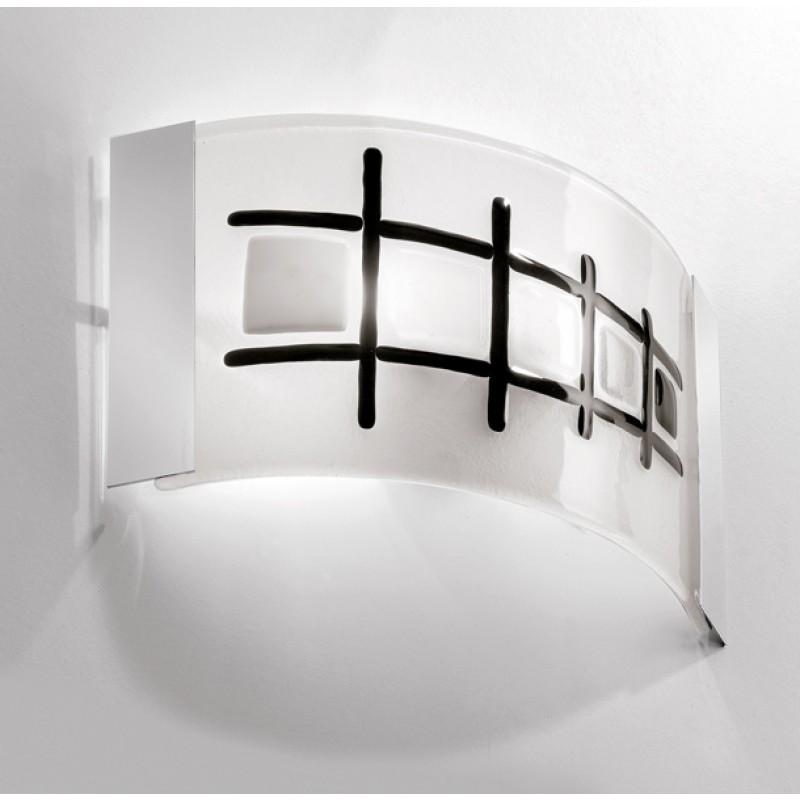 Applique moderne e lampade in vetro di murano for Applique moderne
